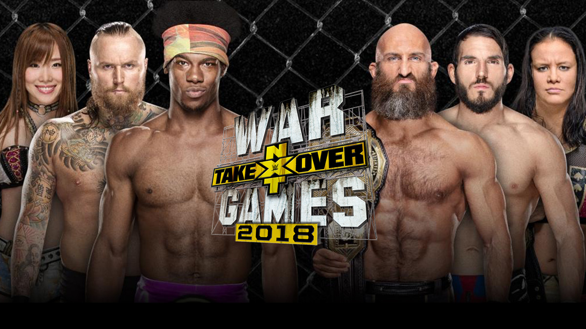 NXT TakeOver: War Games 2018