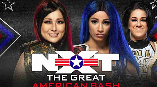 NXT Great American Bash 2020: Week 1