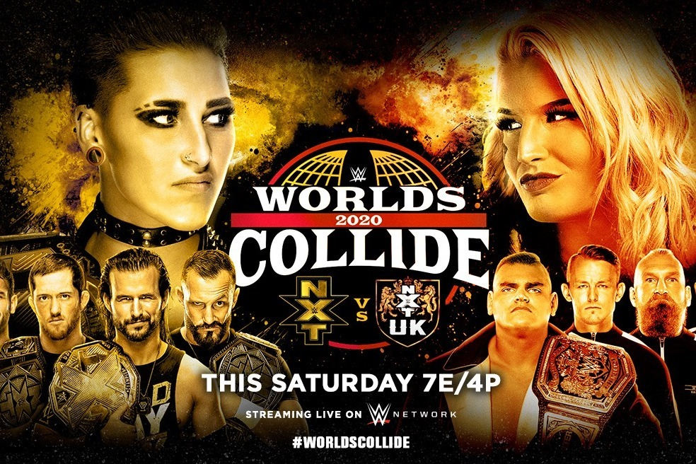 NXT/NXT UK Worlds Collide 2020