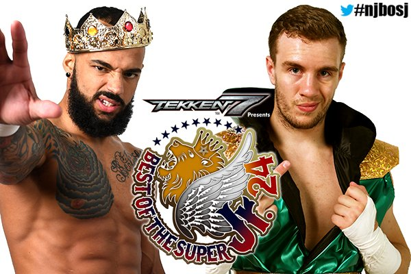 NJPW Best of the Super Juniors XXIV: Day 2