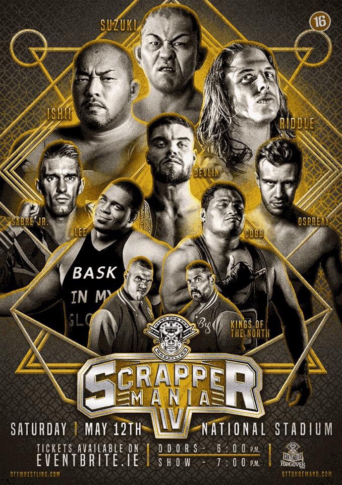 OTT ScrapperMania IV