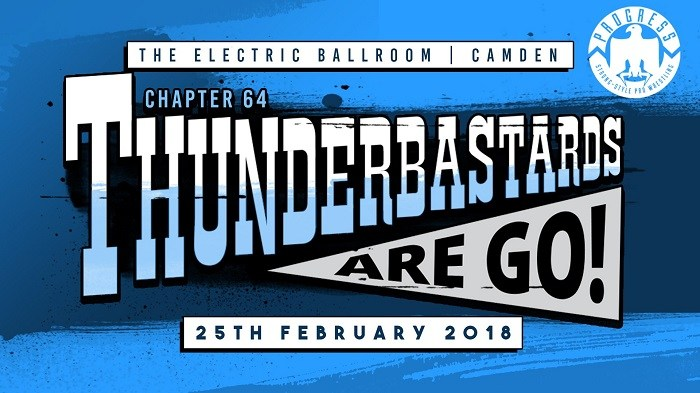 PROGRESS Chapter 64: THUNDERBASTARS Are GO!