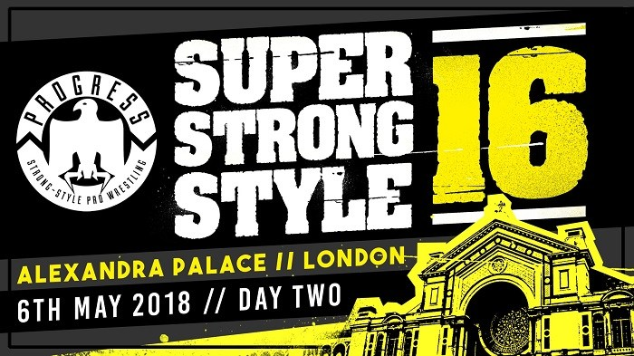 PROGRESS Chapter 68: Super Strong Style 16, Day 2