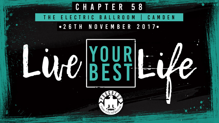 PROGRESS Chapter 58: Live Your Best Life