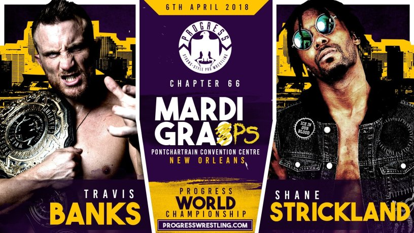 PROGRESS Chapter 66: Mardi Graps