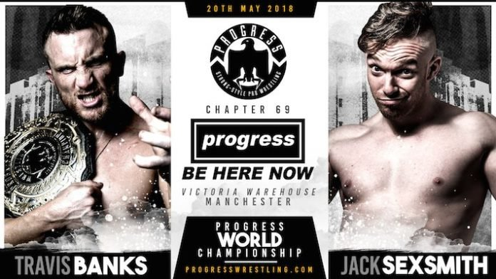 PROGRESS Chapter 69: Be Here Now