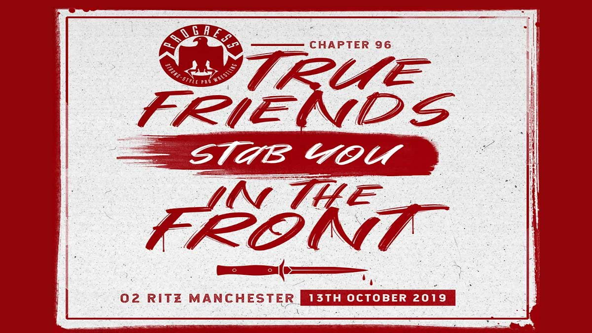 PROGRESS Chapter 96: True Friends Stab You in the Front