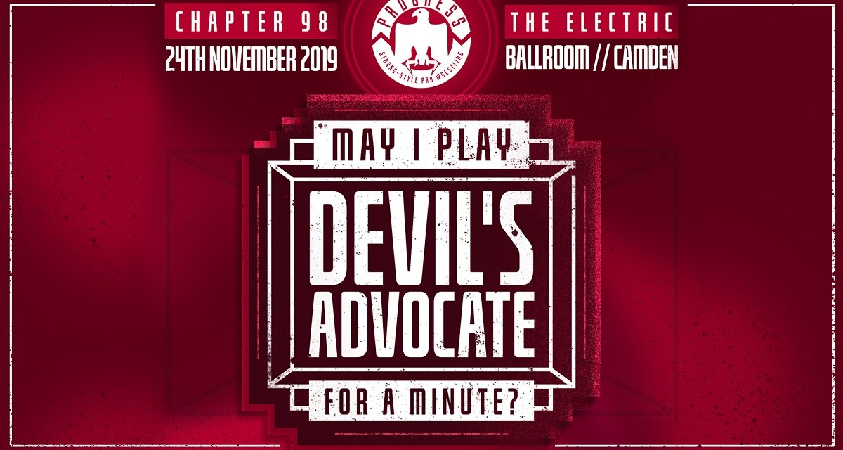 PROGRESS Chapter 98: May I Play Devil's Advocate?