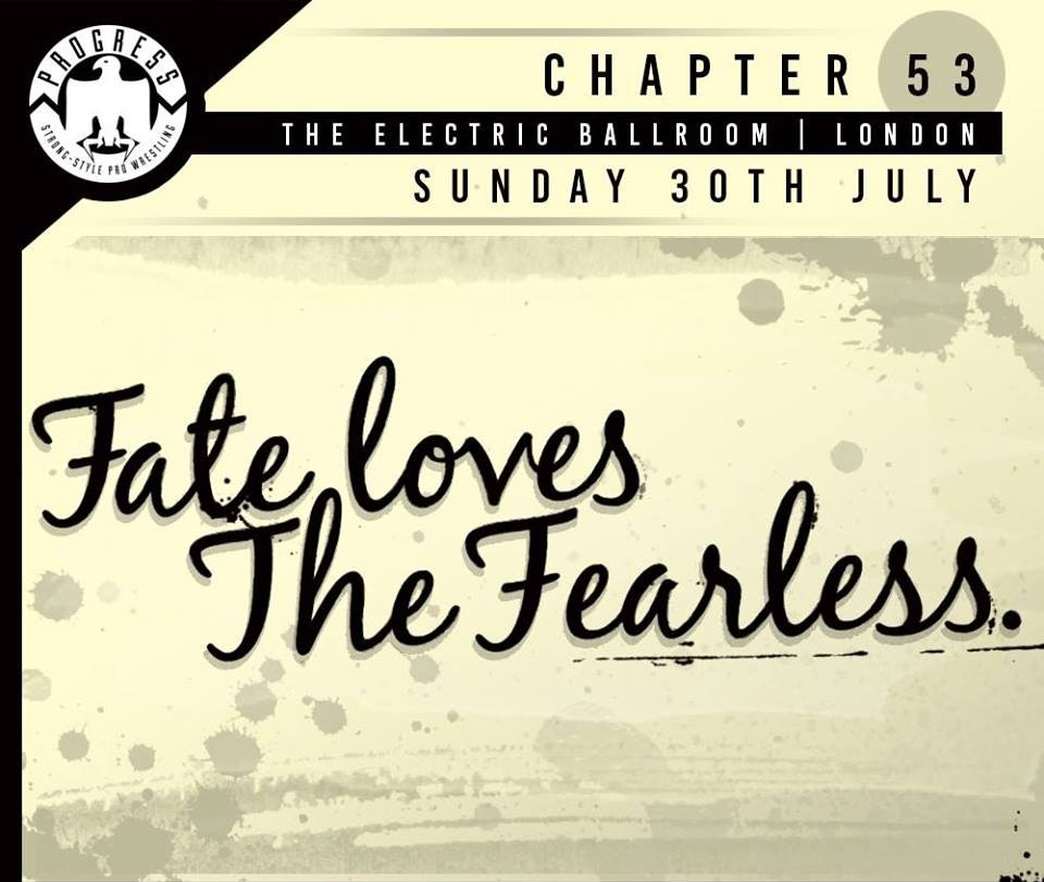PROGRESS Chapter 53: Fate Loves The Fearless