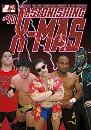 PWG Astonishing X-Mas