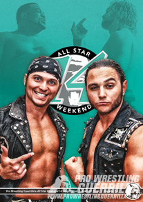 PWG All-Star Weekend 14: Night 1