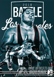 PWG Battle of Los Angeles 2018: Final Stage