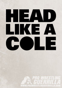 PWG Head Like A Cole