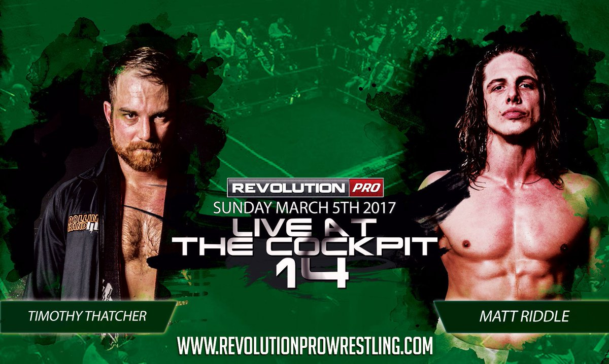 RevPro Live at the Cockpit 14