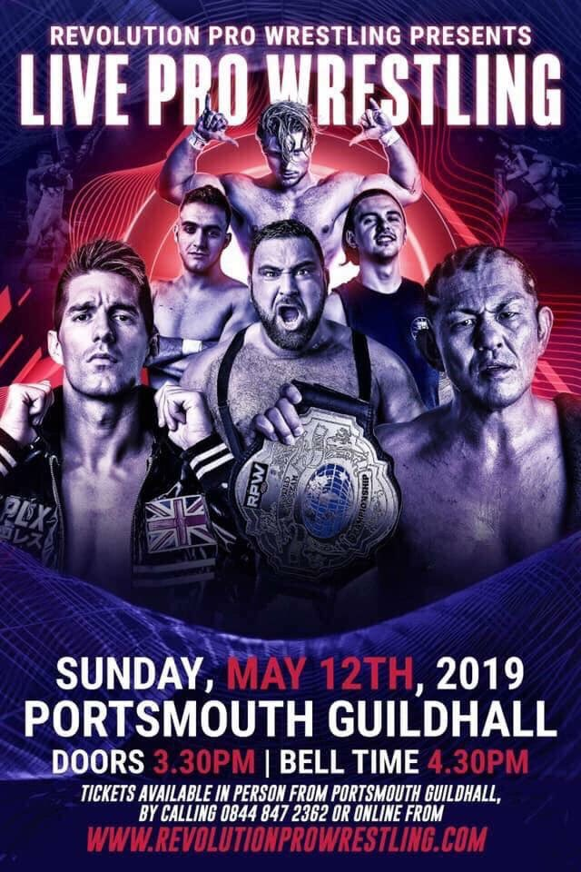 RevPro MAYhem 2019
