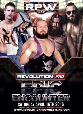 RevPro Epic Encounter