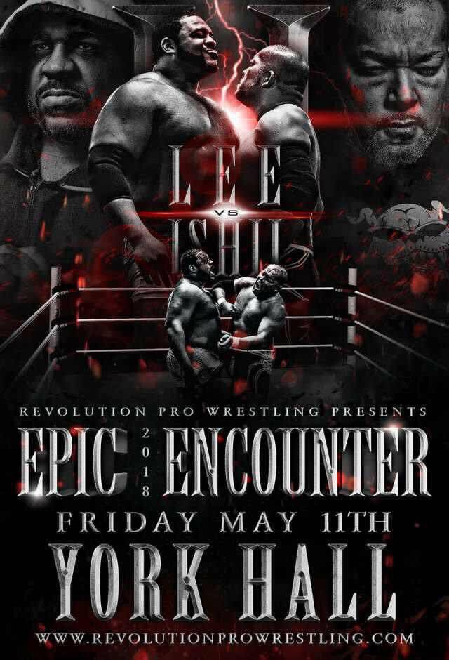RevPro Epic Encounter 2018