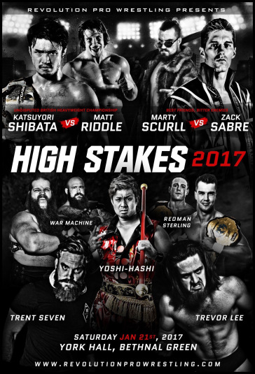RevPro High Stakes 2017