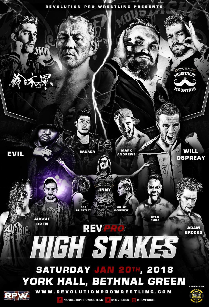 RevPro High Stakes 2018