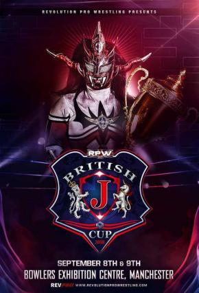 RevPro British J Cup 2018: Day 2