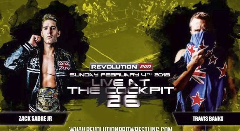 RevPro Live at the Cockpit 26