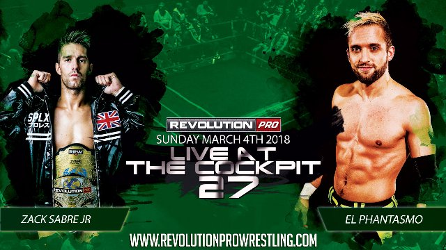RevPro Live at the Cockpit 27