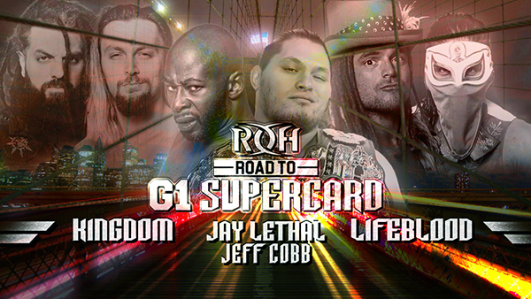 ROH Road to G1 Supercard 2019: Night 4