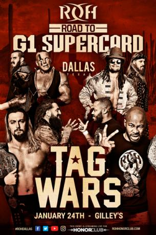 ROH Road to G1 Supercard: Night 1