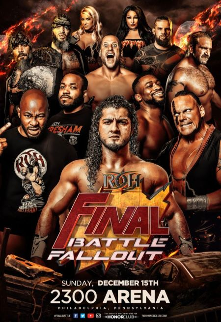 ROH Final Battle 2019: Fallout