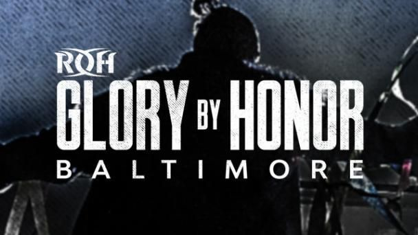 ROH Glory By Honor XVI