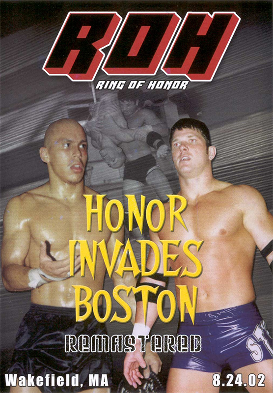ROH Honor Invades Boston