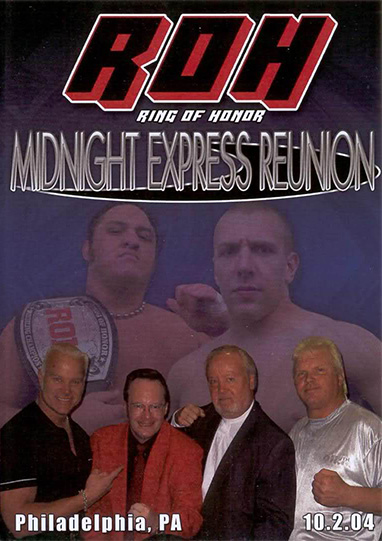 ROH Midnight Express Reunion Afternoon Show