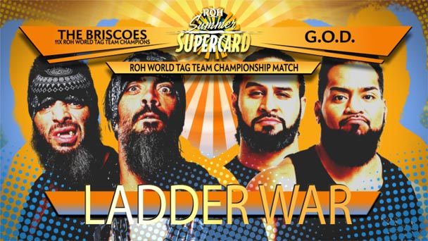 ROH Summer Supercard