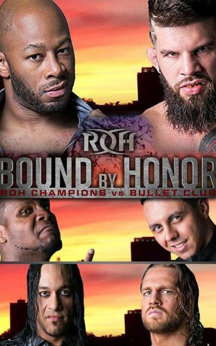 ROH Bound By Honor: Champions vs. Bullet Club