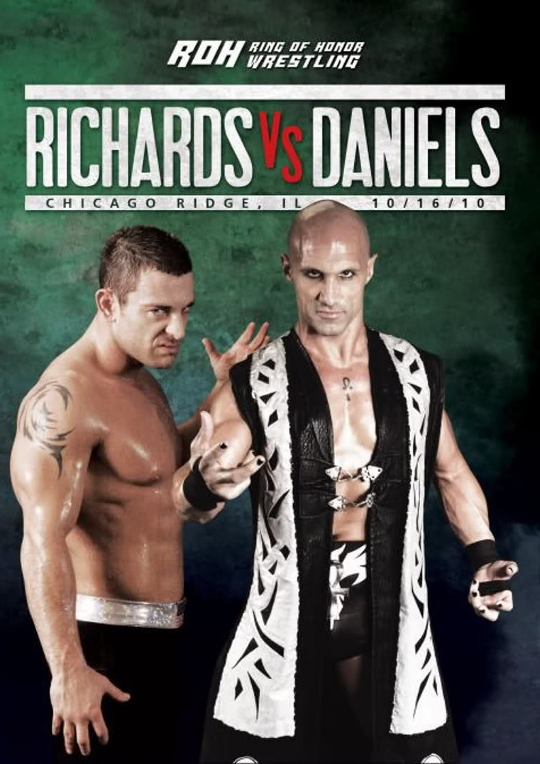 ROH Richards vs. Daniels