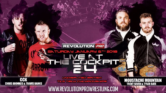 RevPro Live at the Cockpit 24