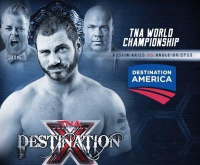 TNA Destination X 2015