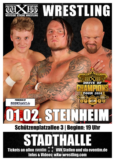 wXw Drive of Champions Tour: Steinheim
