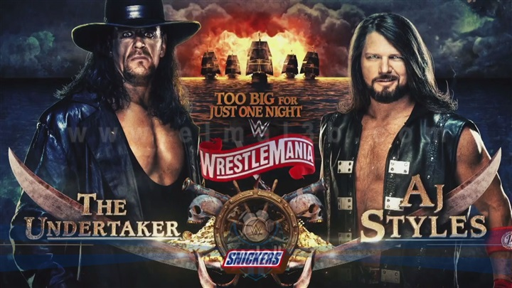 WWE WrestleMania XXXVI: Night 1