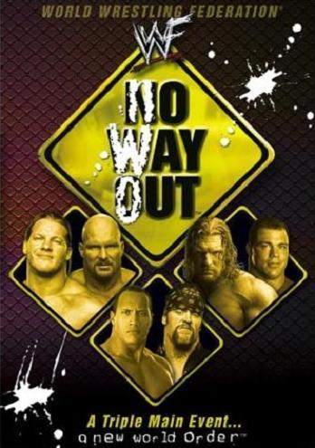 WWE No Way Out 2002
