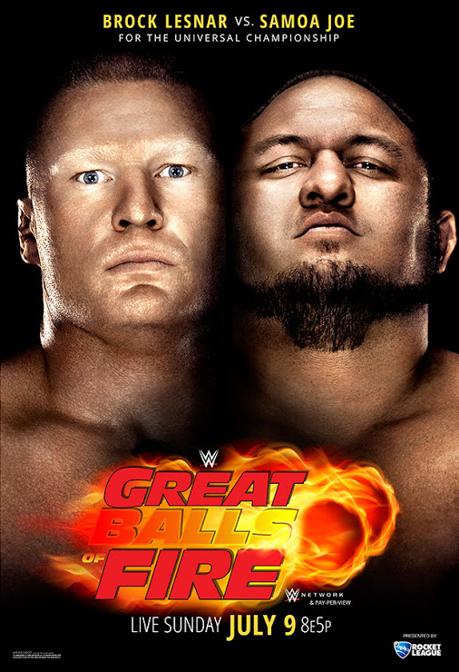 WWE Great Balls of Fire