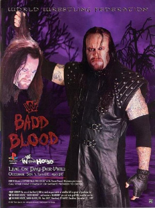 WWF In Your House: Badd Blood