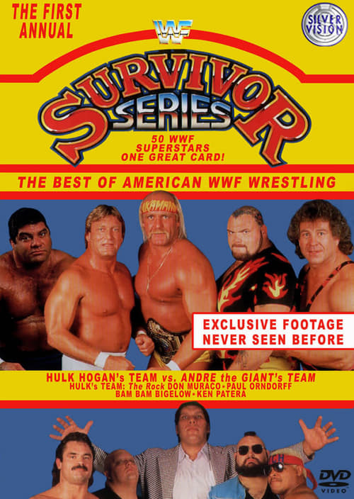 WWF Survivor Series 1987