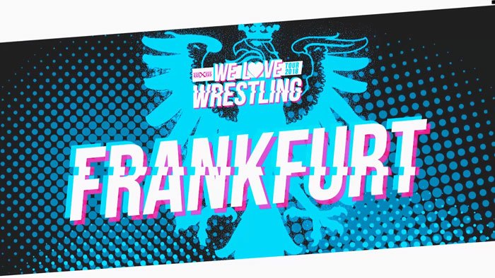 wXw We Love Wrestling Tour 2018: Frankfurt