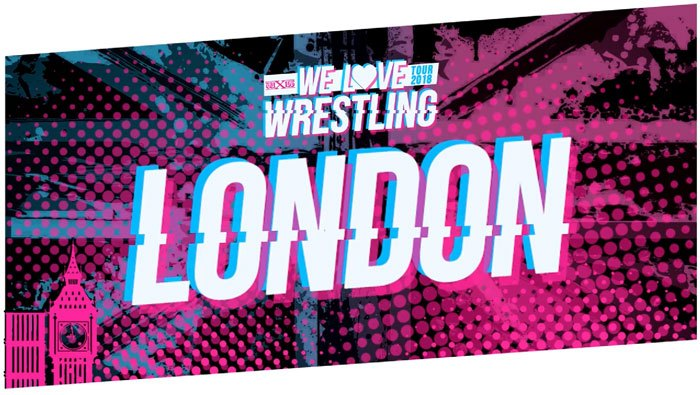 wXw We Love Wrestling Tour 2018: London