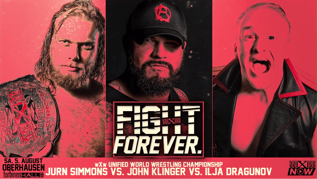 wXw Fight Forever Tour: Opening
