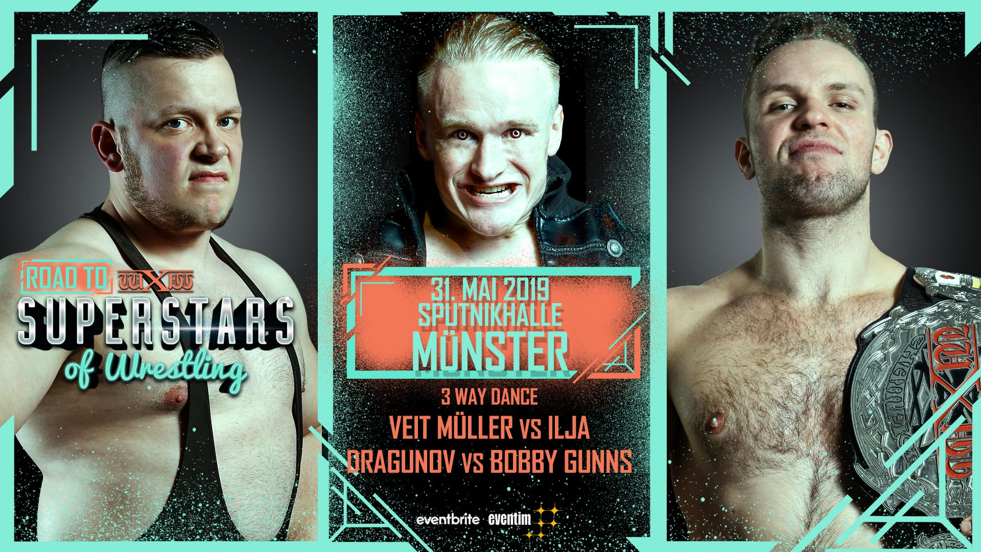 wXw Road to Superstars of Wrestling: Munster