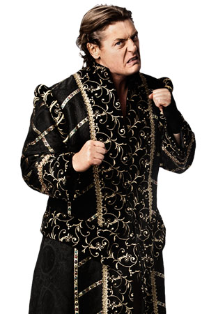 Lord Steven Regal